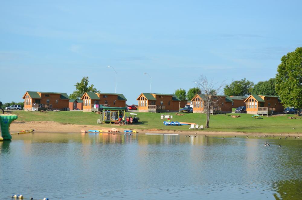 Cabin Rentals Lake Eufaula